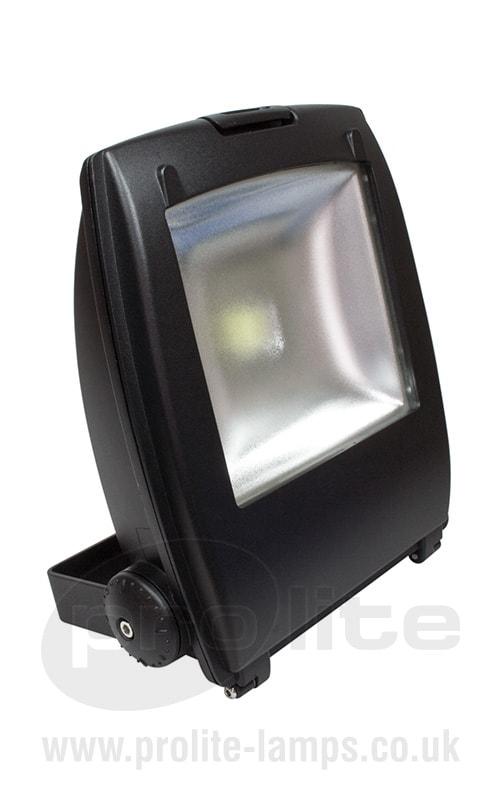 100w led slim line high power flood lights 5000k prolite prolite led flood lights aloadofball Image collections
