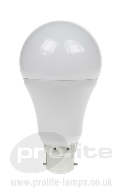 6.5W 110v-240v GLS LED Sensor Lamp - Dusk To Dawn