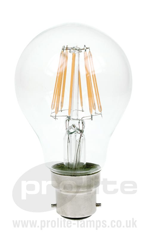 Prolite 6W LED Filament GLS