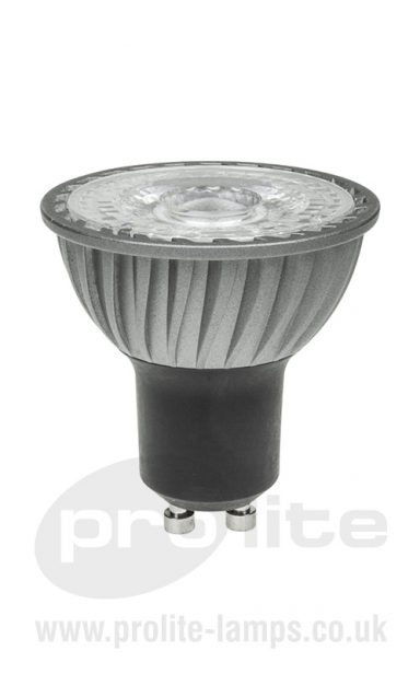 GU10 240V 5.3W Dimmable LED