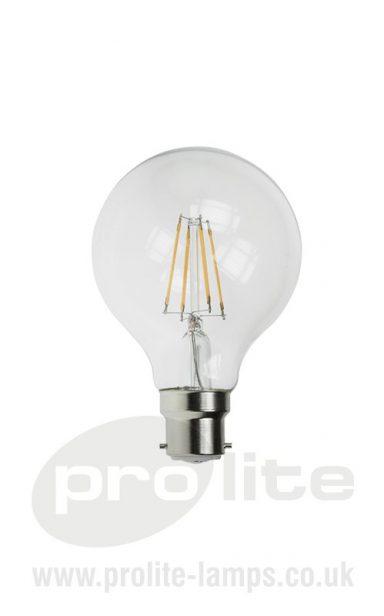 G80 4W LED Globe