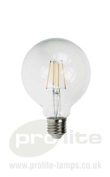 G95 4W LED Globe