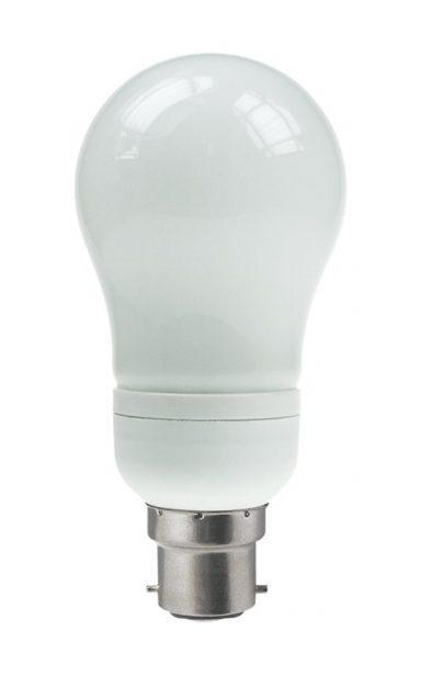 GLS 9W Compact Fluorescent