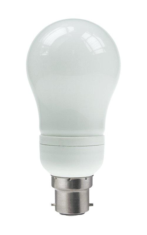 9w Amp 11w Gls Energy Saving Lamp 2700k Prolite Halogen