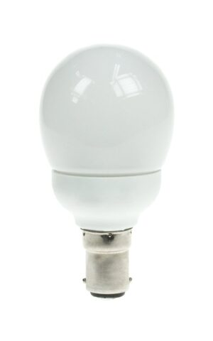 Golf Ball CFL Lamp