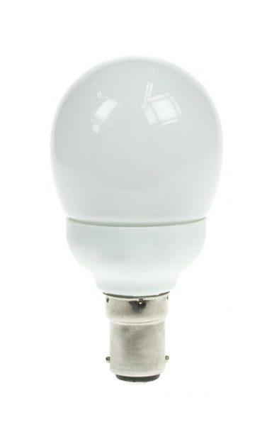 Golf Ball CFL Lamp