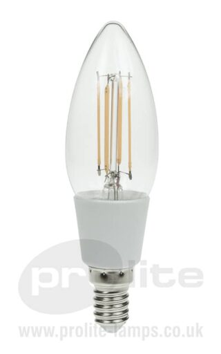 3W SES Dimmable Candle