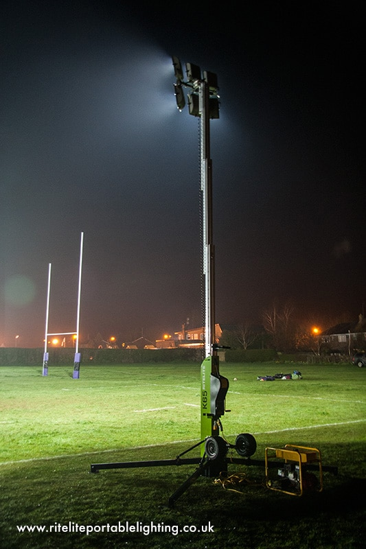 Sports Lighting Prolite Projects