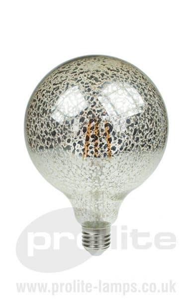 G125 Crackle Globe