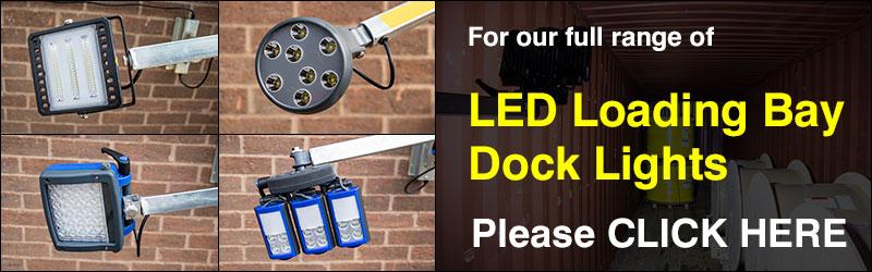 Loading Bay Dock Light Banner