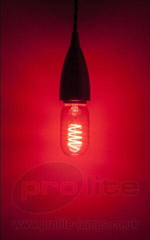 T45 Funky Filament Red Lit