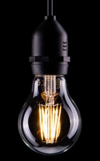 Prolite Dimmable GLS 7w LED Filament