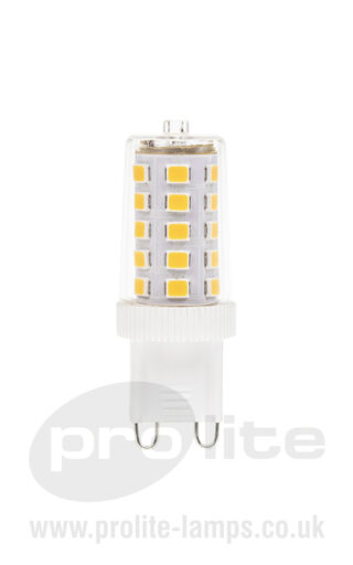 G9 3.5W Dimmable LED 2700K 4200K 6400K