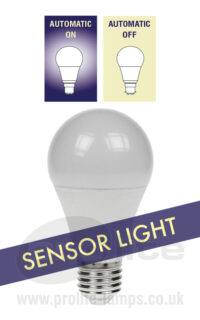 Prolite GLS LED Dusk to Dawn Sensor Lamp