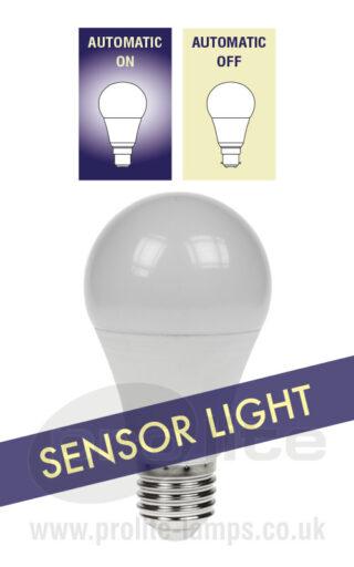 Prolite GLS LED Dusk to Dawn Sensor Lamp