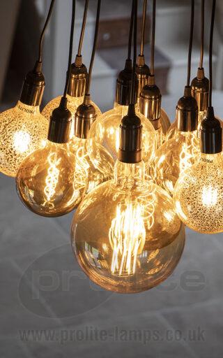 Assorted Prolite LED Filament Lamps