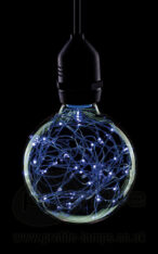 Prolite G95 Star Effect Globe Blue
