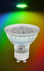 Prolite GU10 240V RGB Colour Changer