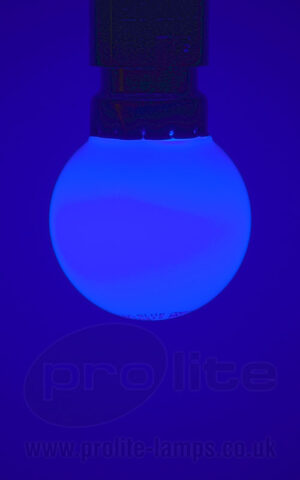 Prolite LED Golf Ball Blue Lit