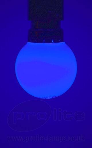 Prolite LED Golf Ball Blue Lit