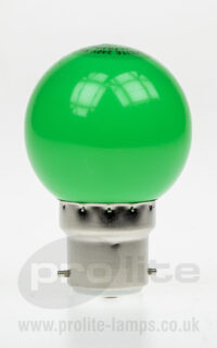 Prolite LED Golf Ball Green BC
