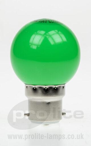 Prolite LED Golf Ball Green BC