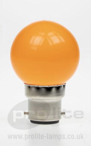 Prolite LED Golf Ball Orange BC
