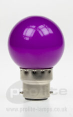 Prolite LED Golf Ball Purple BC
