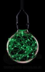 Prolite G95 Star Effect Globe Green