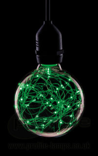 Prolite G95 Star Effect Globe Green