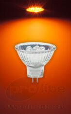 Prolite MR11 12V 1.5W Orange