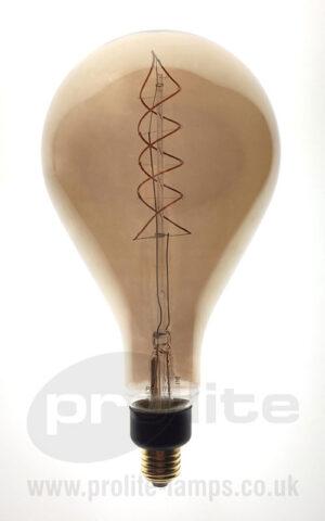 Prolite PS160 Smoked Spiral Filament