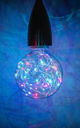 Prolite G95 Star Effect Globe RGB Colour Changer