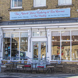 The March Hare Tearooms