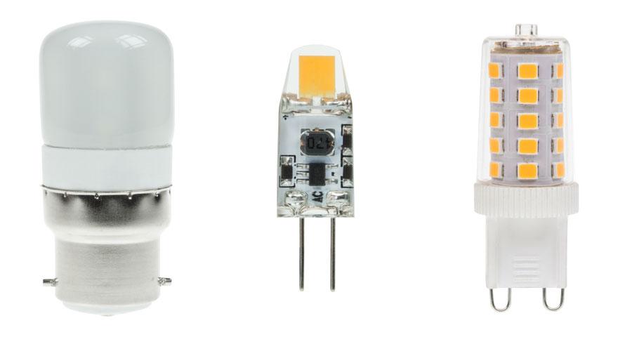 LED Capsules